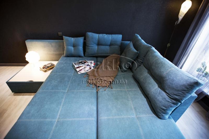 Кутовий диван з поворотним механізмом (Mercury) Меркурій ф-ка Мекко (Ортопедичний) - 3000*2150мм  Кривий Ріг-3