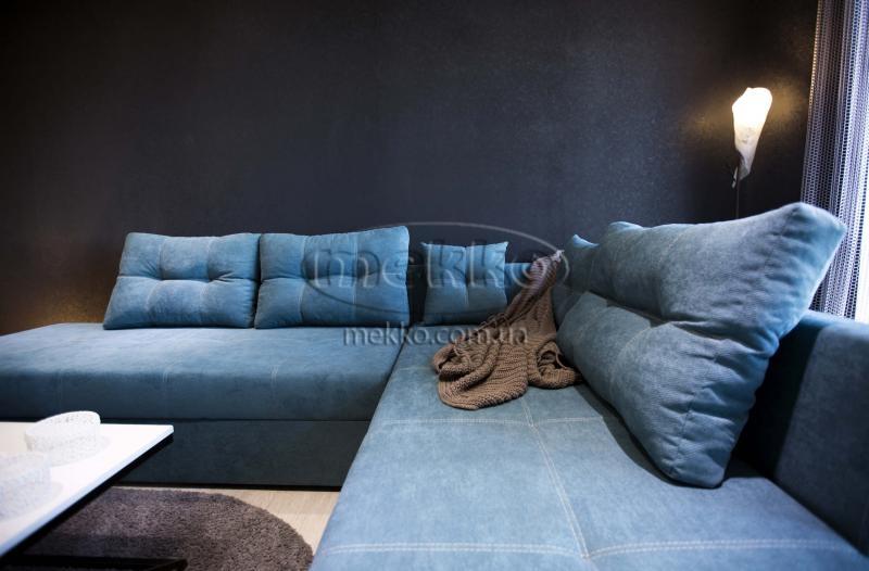 Кутовий диван з поворотним механізмом (Mercury) Меркурій ф-ка Мекко (Ортопедичний) - 3000*2150мм  Кривий Ріг-5