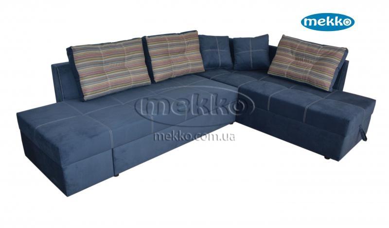 Кутовий диван з поворотним механізмом (Mercury) Меркурій ф-ка Мекко (Ортопедичний) - 3000*2150мм  Кривий Ріг-13