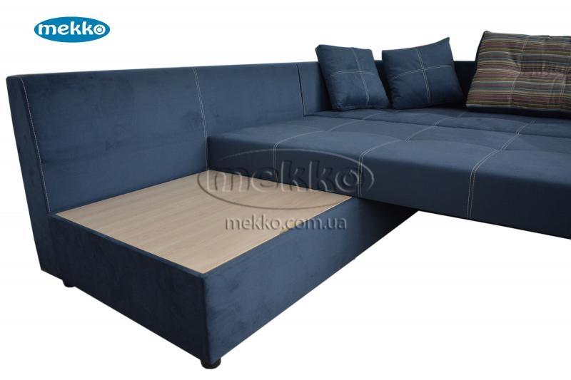 Кутовий диван з поворотним механізмом (Mercury) Меркурій ф-ка Мекко (Ортопедичний) - 3000*2150мм  Кривий Ріг-17