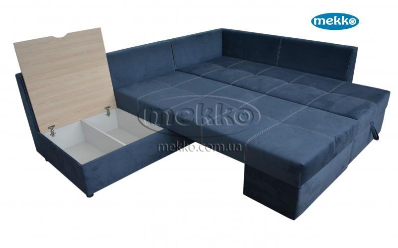 Кутовий диван з поворотним механізмом (Mercury) Меркурій ф-ка Мекко (Ортопедичний) - 3000*2150мм  Кривий Ріг-19
