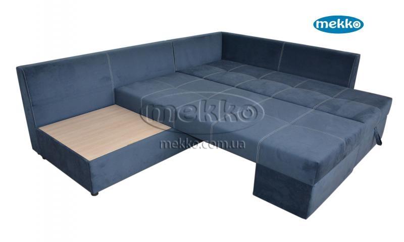 Кутовий диван з поворотним механізмом (Mercury) Меркурій ф-ка Мекко (Ортопедичний) - 3000*2150мм  Кривий Ріг-16