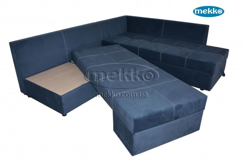 Кутовий диван з поворотним механізмом (Mercury) Меркурій ф-ка Мекко (Ортопедичний) - 3000*2150мм  Кривий Ріг-15
