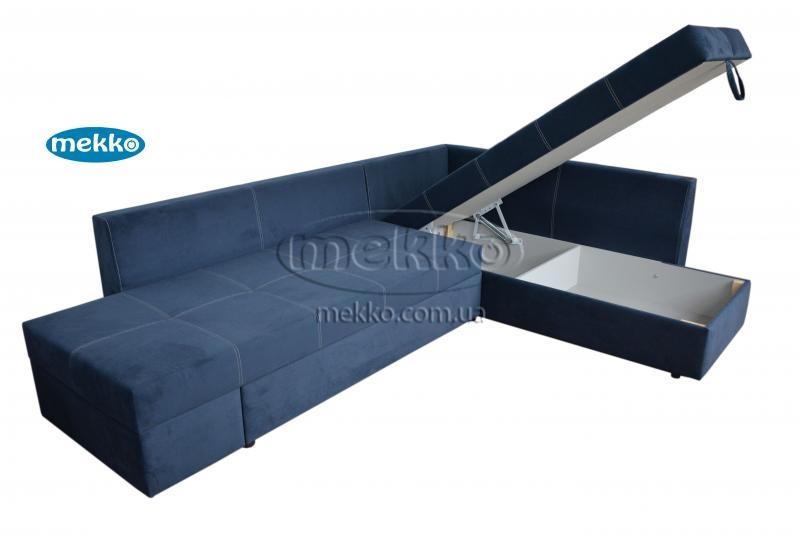 Кутовий диван з поворотним механізмом (Mercury) Меркурій ф-ка Мекко (Ортопедичний) - 3000*2150мм  Кривий Ріг-14