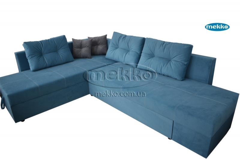 Кутовий диван з поворотним механізмом (Mercury) Меркурій ф-ка Мекко (Ортопедичний) - 3000*2150мм  Кривий Ріг-10