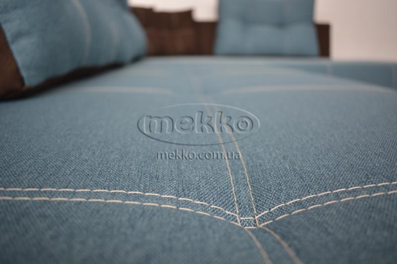 Кутовий диван з поворотним механізмом (Mercury) Меркурій ф-ка Мекко (Ортопедичний) - 3000*2150мм  Кривий Ріг-9
