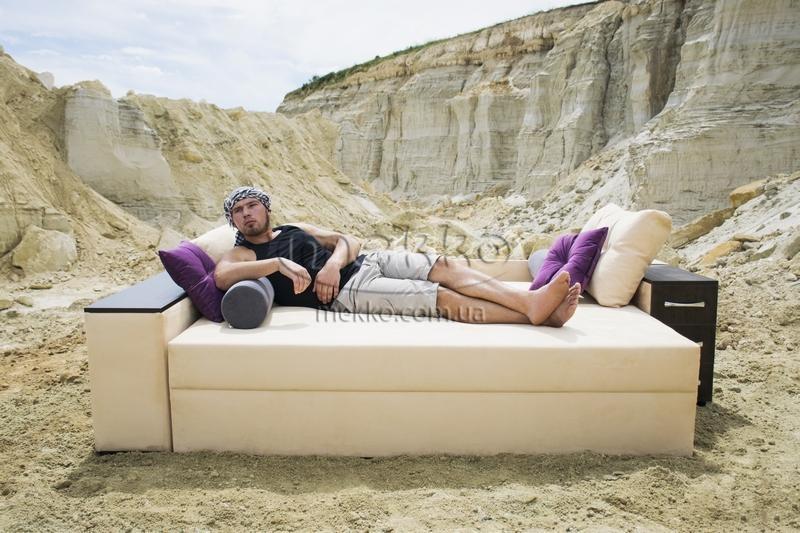 Ортопедичний кутовий диван Cube Shuttle NOVO (Куб Шатл Ново) ф-ка Мекко (2,65*1,65м)  Кривий Ріг-9