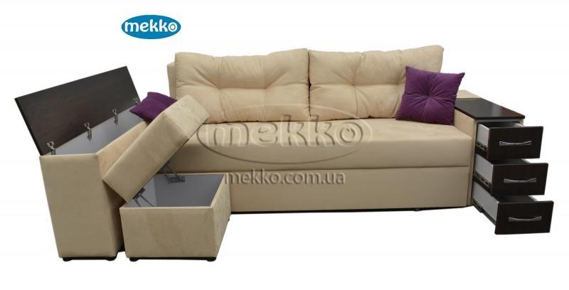 Ортопедичний кутовий диван Cube Shuttle NOVO (Куб Шатл Ново) ф-ка Мекко (2,65*1,65м)  Кривий Ріг-13