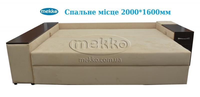 Ортопедичний кутовий диван Cube Shuttle NOVO (Куб Шатл Ново) ф-ка Мекко (2,65*1,65м)  Кривий Ріг-16
