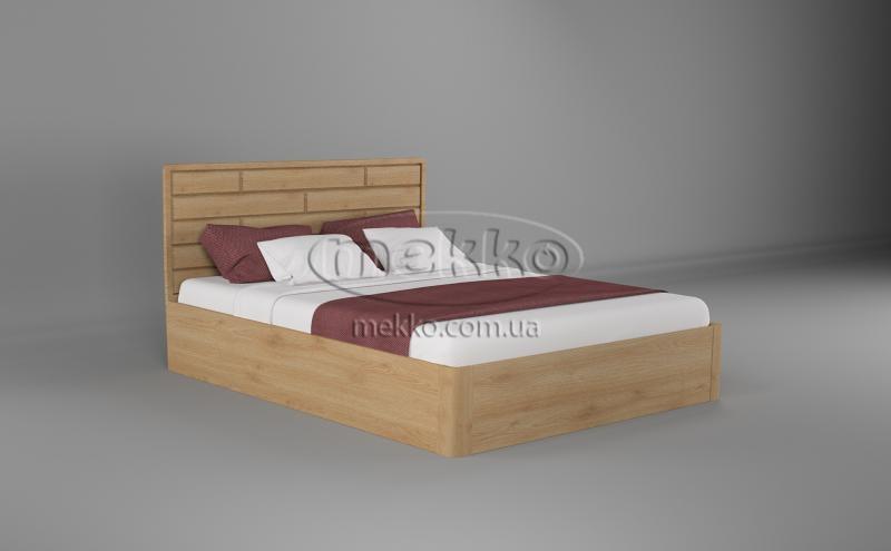 Ліжко Лауро з Підйомником (масив бука /масив дуба) T.Q.Project  Кривий Ріг-5