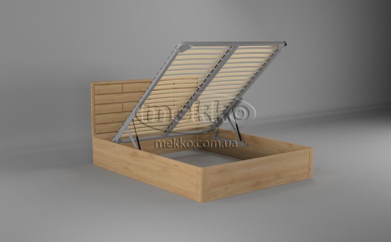 Ліжко Лауро з Підйомником (масив бука /масив дуба) T.Q.Project  Кривий Ріг-2
