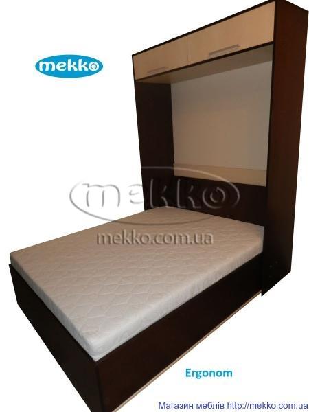 """Ліжко-шафа mekko """"Ergonom""""  Кривий Ріг-4"""